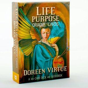 Rare Life Purpose Oracle Cards [CD-3]
